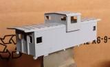 Seaboard EV Caboose 05760
