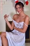 White Nightgown