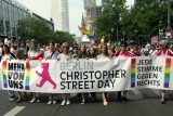 CHRISTOPHER STREET DAY BERLIN: 22.07.2017