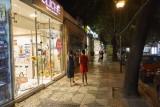 Evening Window Shopping