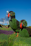 2017 MosaiCanada 150 Mosaiculture Exhibit at Jaques Cartier Park, Gatineau, P.Q., Canada