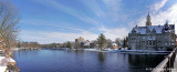 Carleton Place Town Hall and Mississippi River