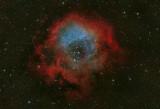 Take 3: Rosette Nebula NGC 2244 (a.k.a. Caldwell 49, SH 2-275, and CTB 21)