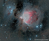 Think Space is Clean? Think Again! Messier 42 (M42)