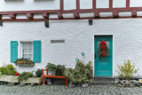 Entrance to the Ship House