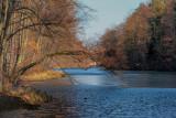 Still Winter at the Lake