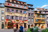A Tourist from Down Under in Colmar