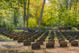 Unmarked Soldier Graves