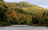 La rivière Jacques-Cartier