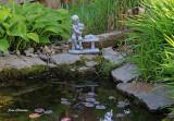 Calme jardin