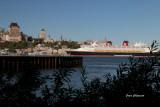 Disney Magic pour la première fois a Québec 2713 passagers