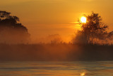 Cuiaba River Sunrise