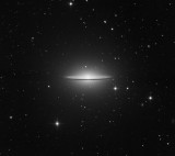 M104 The Sombrero Galaxy