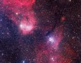 NGC3293 The Pendant