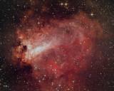M17 The Omega Nebula