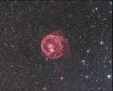 Large Magellanic Cloud Nebula LH120- No70