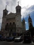 La Basilique Notre Dame de Fourvière