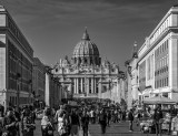 Rome, Italy - October, 2018