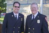 Draper Fire Department Transfer of Service Ceremony