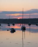 Castine Harbor Sunrise