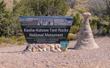 Kasha-Katue Tent Rocks National Monument - North-Central New Mexico