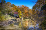 Holton Mill in Fall Version 2