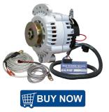 Yanmar Fit - Balmar 6 Series, MC-614H Regulator & Temp Sensors