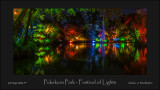 Pukekura Park - Festival of Lights
