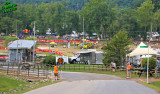 LORETTA LYNN'S 2018 MONDAY MISC - TRACK, BLEACHERS, CARTS, MCCAULEY, SHADE, MARTHA