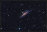 NGC 1532 Galaxy