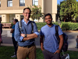 Ian Fisher + Soud Kharusi at Stanford