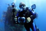Images taken while Dive Testing various Fantasea Housings and Optics