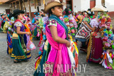 Carnaval in Santa Fe de Laguna and Patzcuaro 2017