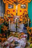 Altar for Nana Rosalia