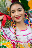 The Faces and Dances of the 2018 Guelaguetza in Oaxaca, Mexico