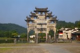 Ancient Villages in Southern Anhui – Xidi and Hongcun