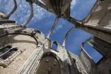 Lisbonne - Convento Do Carmo