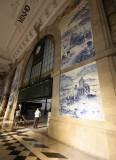 Porto – Gare de Sao Bento