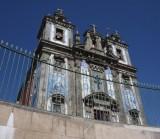 Porto - Eglise proche du Majestic