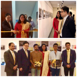 @Nikon Photo contest exhibtion,Mumbai