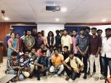@School of Media technology and communication,Vel Tech Deemed University, Chennai.