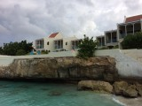 Lodgings are close to the water; not much of a beach. / 2017_01_28_Bonaire_iPhone _095.jpg