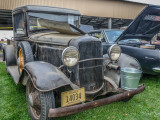 A Cool Barn Find Ford Pickup