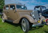 A Very Original 34 Ford 4 Door Sedan
