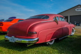 Red Satin Lead Sled