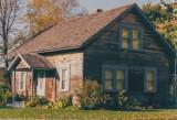 An 0ld Log Home