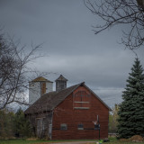 A One hundred Year Old Barn