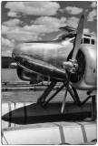 Beechcraft D-18S On Floats