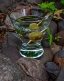 A Martini On The Rocks