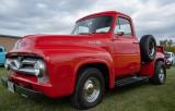 55 Ford F100 Pickup